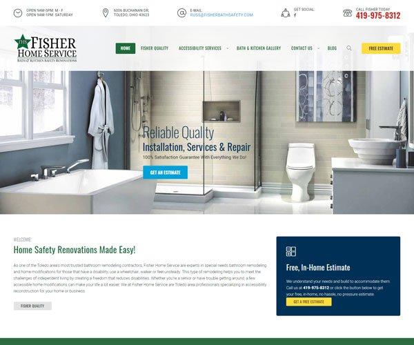Remodeling Website Design